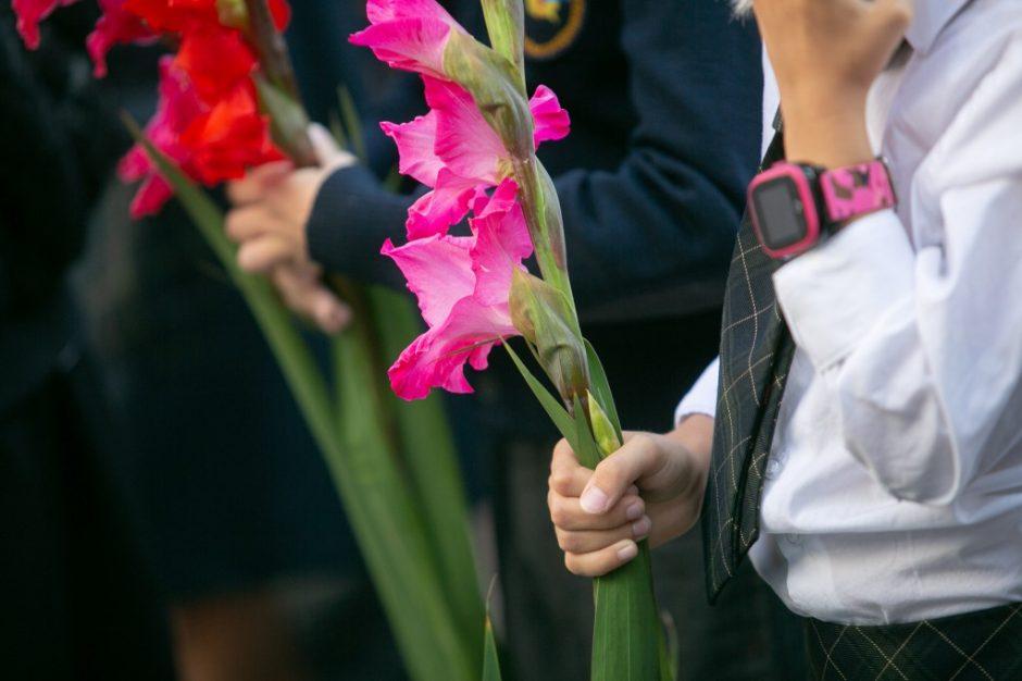 Švietimo, mokslo ir sporto ministerija rekomenduoja atsisakyti masinių renginių Rugsėjo 1-ąją
