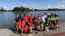 Panevėžio jauniai irkluotojai - stipriausi Lietuvoje