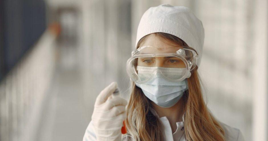 Praėjusią parą koronavirusas patvirtintas 32 žmonėms