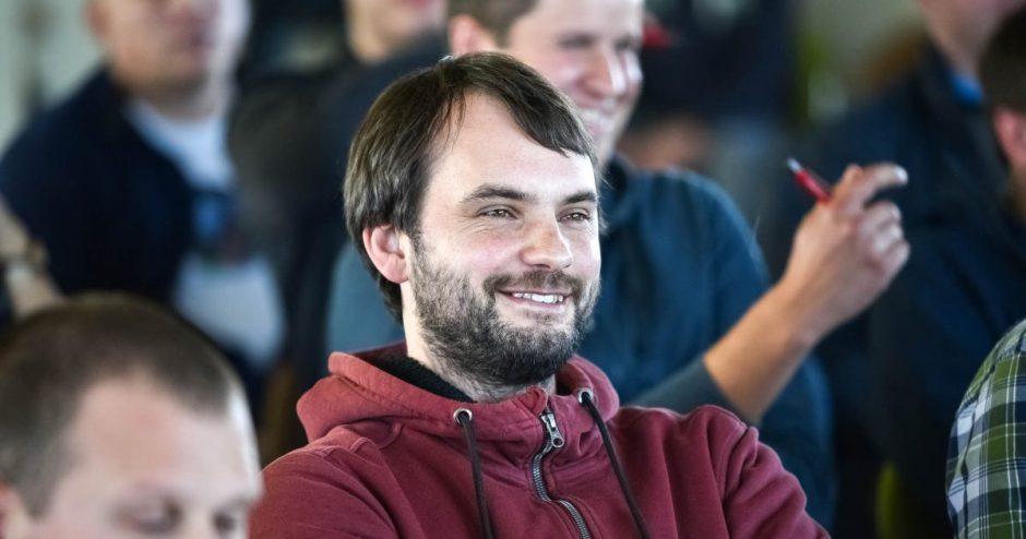 Dukart geriausias Lietuvos vairuotojas papasakojo, kaip nugalėti konkurse