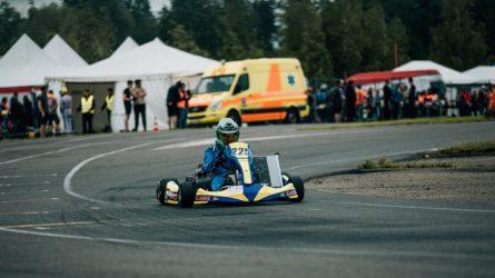 Prasideda FIA Europos Kartingo akademijos taurės turnyras, kuriame ir vėl dalyvaus lietuvis