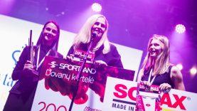 """""""Moterų ralio 2020"""" laimėtojos pagrindinio sėkmės formulės dėmens neišdavė"""