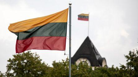 Minėdami Baltijos kelio dieną šiauliečiai palaikė Baltarusiją
