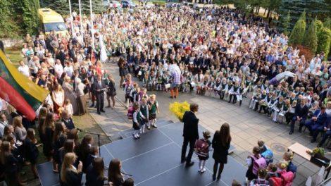 Kauno rajone šiemet šimtukininkų daugiau