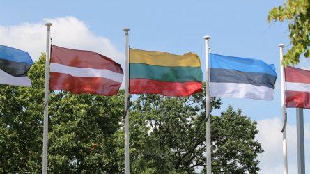 Baltijos kelio diena Šiauliuose: minėjimas, koncertas ir palaikymo akcija Baltarusijai
