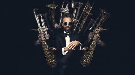 """Jau šį savaitgalį tarptautinis festivalis """"Big Band Festival Šiauliai 2020"""" sukvies visus profesionalios muzikos mylėtojus"""