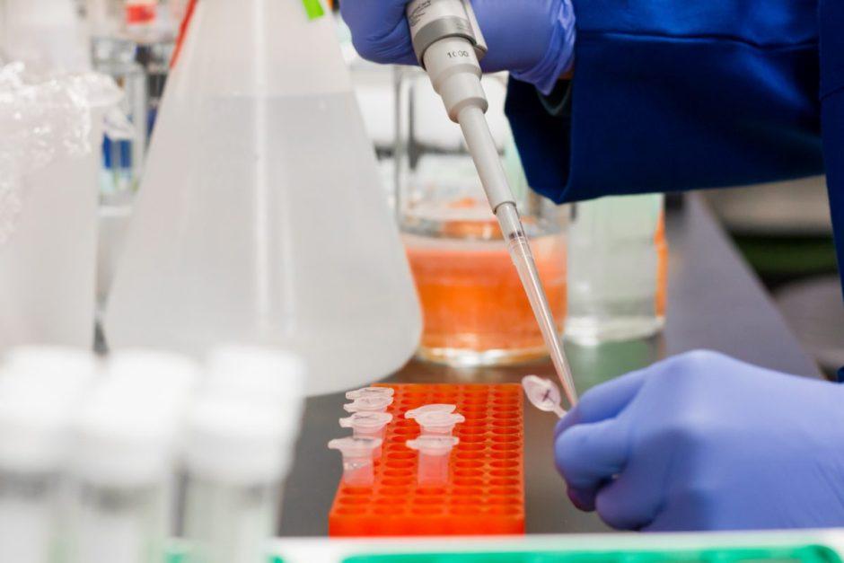 Teigiamą greitojo testo rezultatą turi patvirtinti PGR testas koronavirusui nustatyti