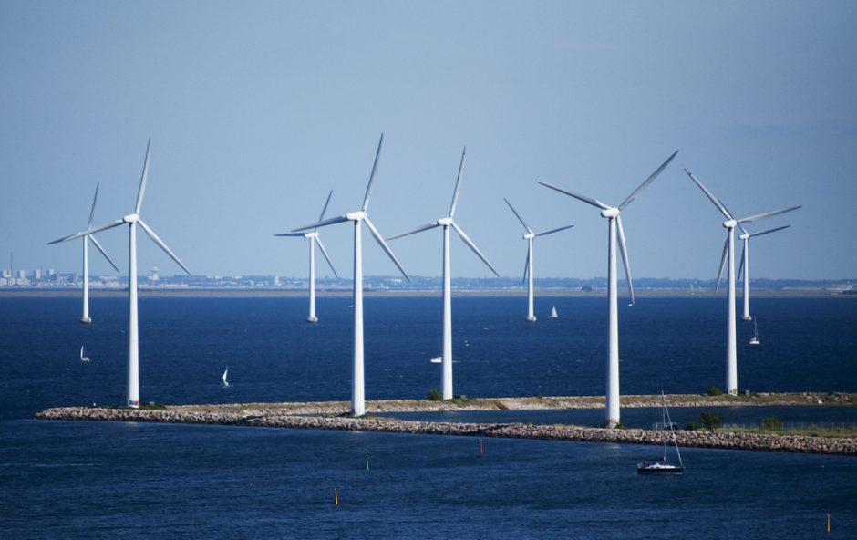 Kuriama reguliacinė aplinka jūrinio vėjo energetikos Baltijos jūroje plėtrai