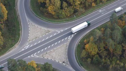 Dėl žalingų Mobilumo paketo nuostatų Lietuva kreipsis į Europos Sąjungos teisingumo teismą