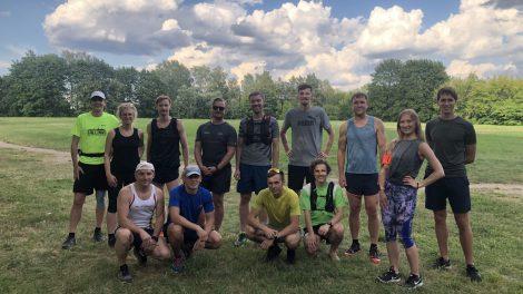 Vilniaus 100 km trasa kviečia pasitikti rudens grožį