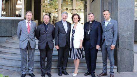 Piligriminiam turizmui – galimybė tapti prioritetine Lietuvos turizmo kryptimi