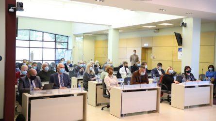 Šiaulių miesto taryboje patvirtinta Garbės piliečio kandidatūra