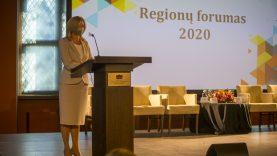 Regionų forume – diskusijos apie savivaldos savarankiškumą ir tolygią regionų plėtrą