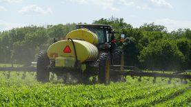 Techninė apžiūra bus privaloma visai pesticidų puškimo įrangai