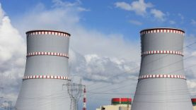 Lietuva pakartotinai kreipėsi į Baltarusiją dėl Astravo AE aplinkos saugos