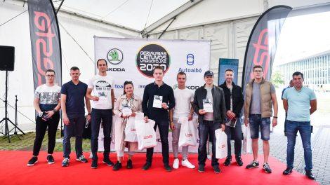 Išrinkti pirmieji pretendentai į geriausio Lietuvos vairuotojo titulą
