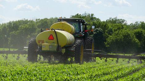 Techninė apžiūra bus privaloma visai pesticidų purškimo įrangai