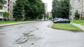Nuo trečiadienio – vienos krypties eismas Jaunimo ir Topolių gatvių atkarpose