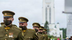 Marijos Gimimo iškilmėje – sveikinimas Lietuvos kariuomenei ir visų vilties padrąsinimas