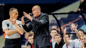 R. Brazauskas – apie teisėjo karjeros pradžią, V. Garasto patarimus ir M. Jordano žingsnius