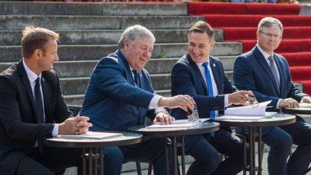 Šiluvoje pasirašyta piligriminio turizmo bendradarbiavimo sutartis