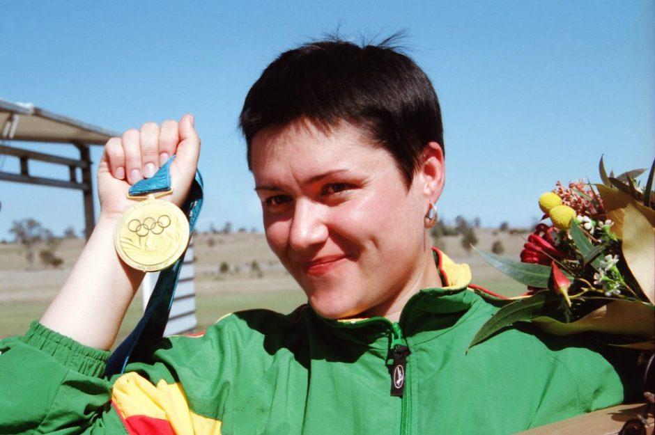 """D. Gudzinevičiūtė apie Sidnėjaus auksą: """"Tai buvo startas, pakeitęs gyvenimą"""""""