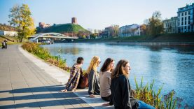 Turizmo dienos proga – iššūkis: ar gerai pažįstate Vilnių?