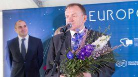 """Šiaulių projektas pelnė """"Europos burių"""" apdovanojimą"""