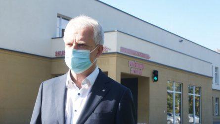 Ligoninėje - coronavirusu infekuoti pacientai ir medikai