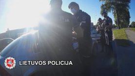 Sulaikytas klaipėdietis įtariamas neteisėtai disponavęs šaudmenimis