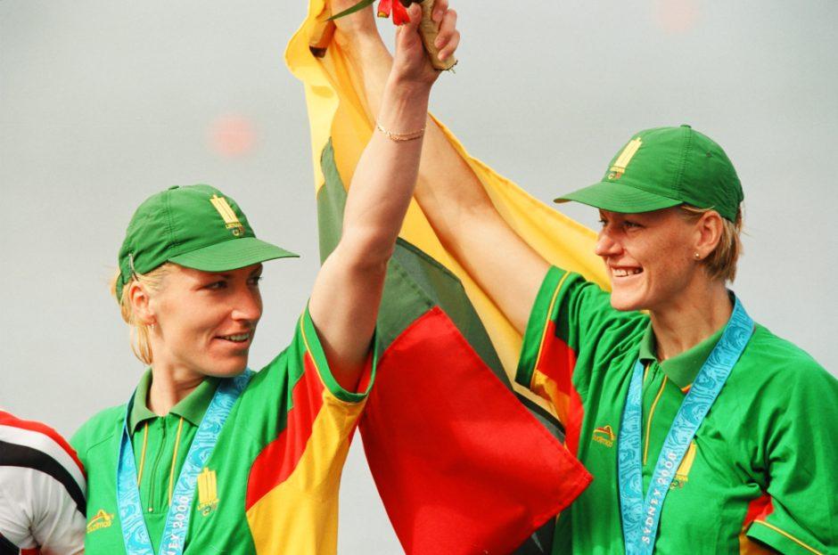 Trenerio eksperimentas, Sidnėjuje vainikuotas istoriniais irkluotojų bronzos medaliais