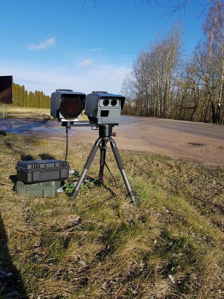 Prevencinė priemonė Šilutės gyvenvietėse ir keliuose