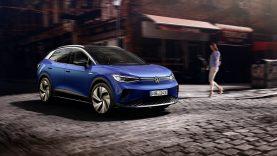 "ID.4 – pirmasis elektrinis ""Volkswagen"" visureigis"