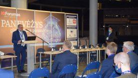 IQ forume – Panevėžys globaliame pasaulyje