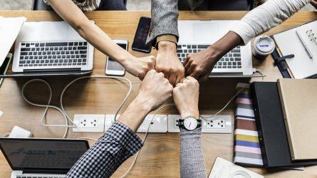 """Plečiamas """"Spiečių"""" tinklas – pradedančiajam verslui bendradarbystės centrus planuojama įkurti dar 6 savivaldybėse"""