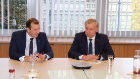 Susitikime su komisaru – dėmesys ekonomikos gaivinimo lėšų naudojimo efektyvumui ir žaliajam kursui