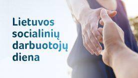 Ministras L.Kukuraitis – socialiniams darbuotojams: esate arčiausiai pažeidžiamų grupių