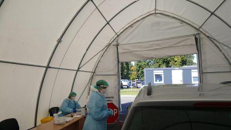 Raseinių rajone laikomasi dėl viruso taikomų sugriežtinimų