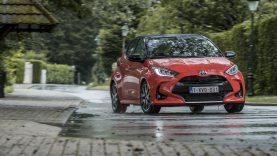 """Lietuvoje debiutuoja naujas segmento lyderis """"Toyota Yaris"""""""