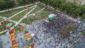Vilnius susitarė su NŽT dėl Lukiškių aikštės: ji liks atvira miestui