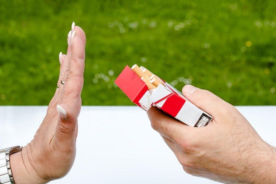 Lietuvos ekspertai  pasidalino su Ukrainos kolegomis gerąją tabako kontrolės patirtimi