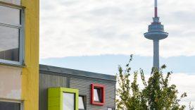 Dar vienas naujas darželis sostinėje – Karoliniškėse atidarytas jau šeštasis modulinis darželis
