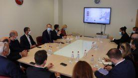 Prancūzijos verslas domisi investavimo galimybėmis Lietuvoje