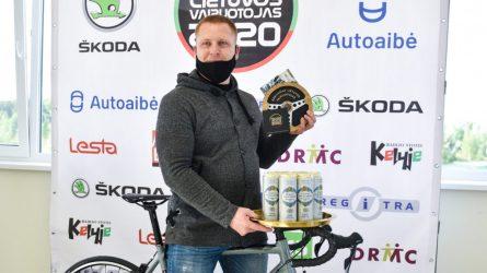 Paaiškėjo, kas tapo geriausiu Lietuvos vairuotoju – titulą iškovojo šiaulietis