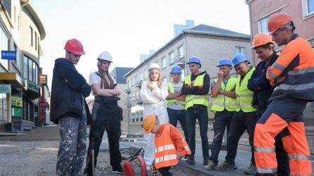 """""""Šiaulių naktų"""" atgarsiai – renginių uraganas statybose"""