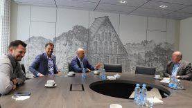 Garliaviškių užmojis – stiprus futbolo klubas