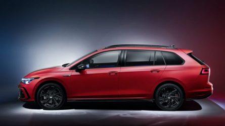 """Volkswagen"" pristato naująjį ""Golf Variant"""
