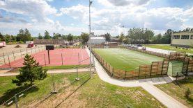 Partnerystės sutartis padės vystyti veiklą Garliavos futbolo stadione