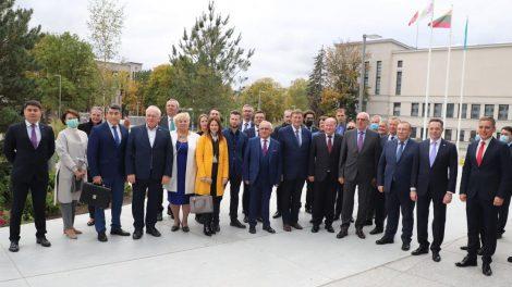 Kaune duris atvėrė Kazachstano garbės konsulatas
