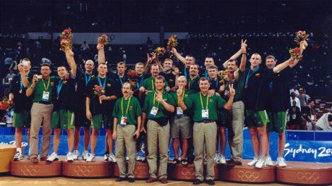 """J. Kazlauskas apie bronzinę Sidnėjaus rinktinę: """"Žaidėjai buvo ambicingi ir norėjo įrodyti savo vertę"""""""